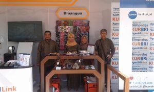Pameran BUMDes Tingkat Nasional di Bukit Tinggi Padang Sumatera Barat