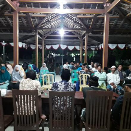 Rakor Rutin Pemerintah Desa dan Lembaga Desa Binangun